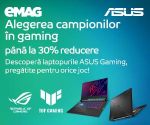 reducere laptopuri gaming asus
